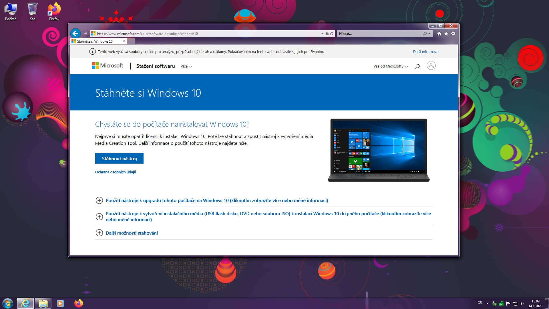 windows 7 bezplatny upgrade windows 10 1