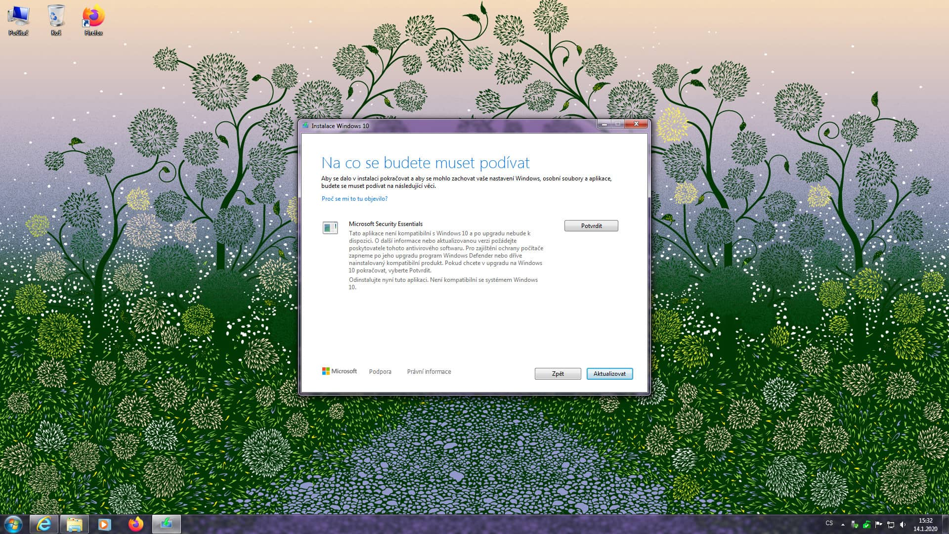 windows 7 bezplatny upgrade windows 10 8