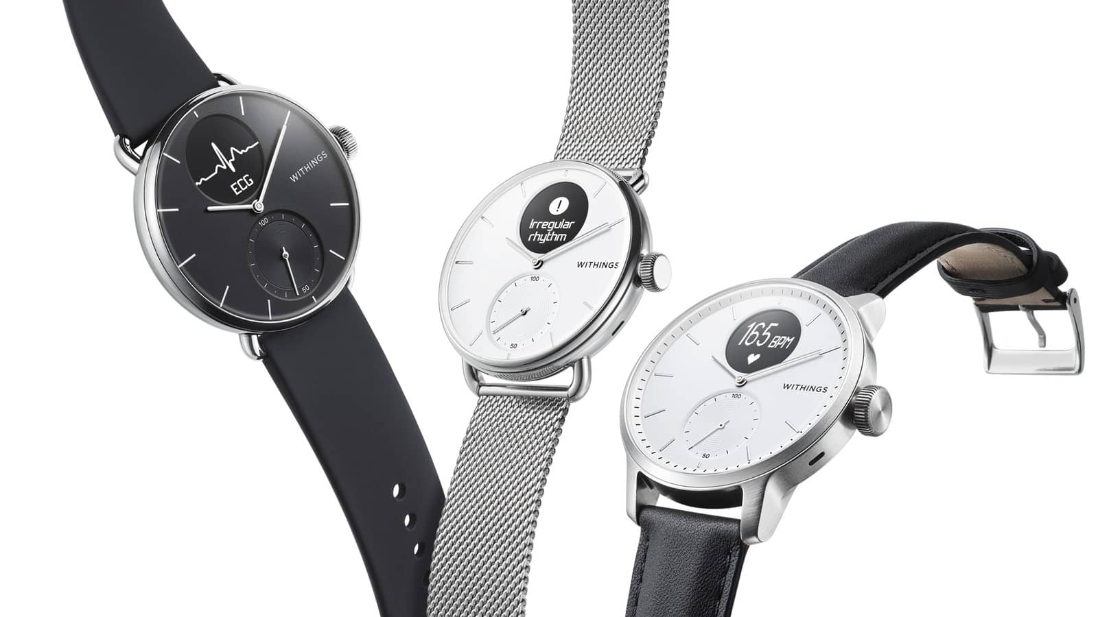 Withings ScanWatch (fotogalerie)