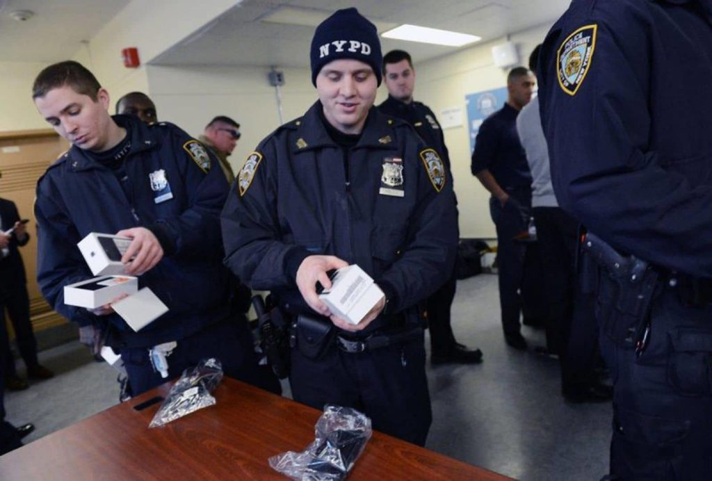 NYPD credit New York Daily