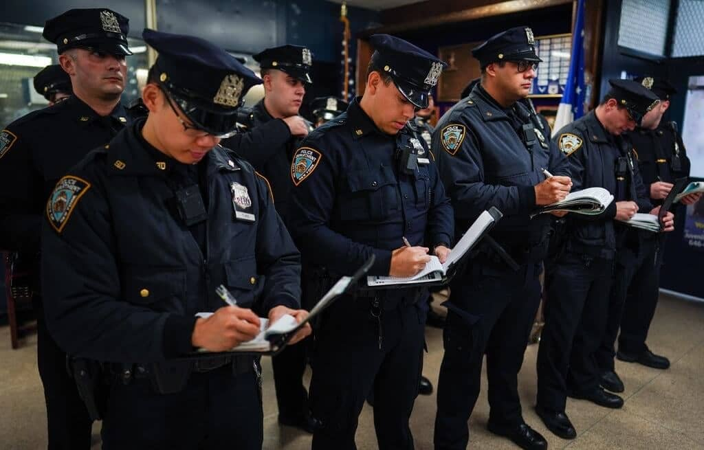 NYPD credit Techspot
