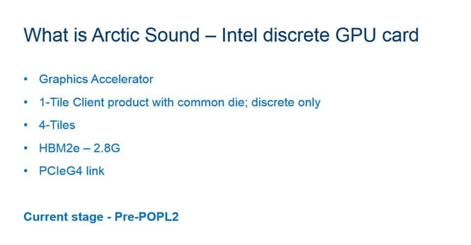 Slajdy ke GPU Intel Xe Arctic Sound zdroj Digital Trends 01