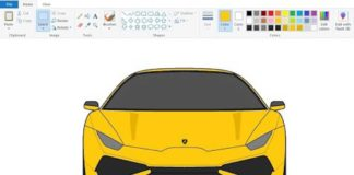 beingnandish s cars drawn in microsoft painty