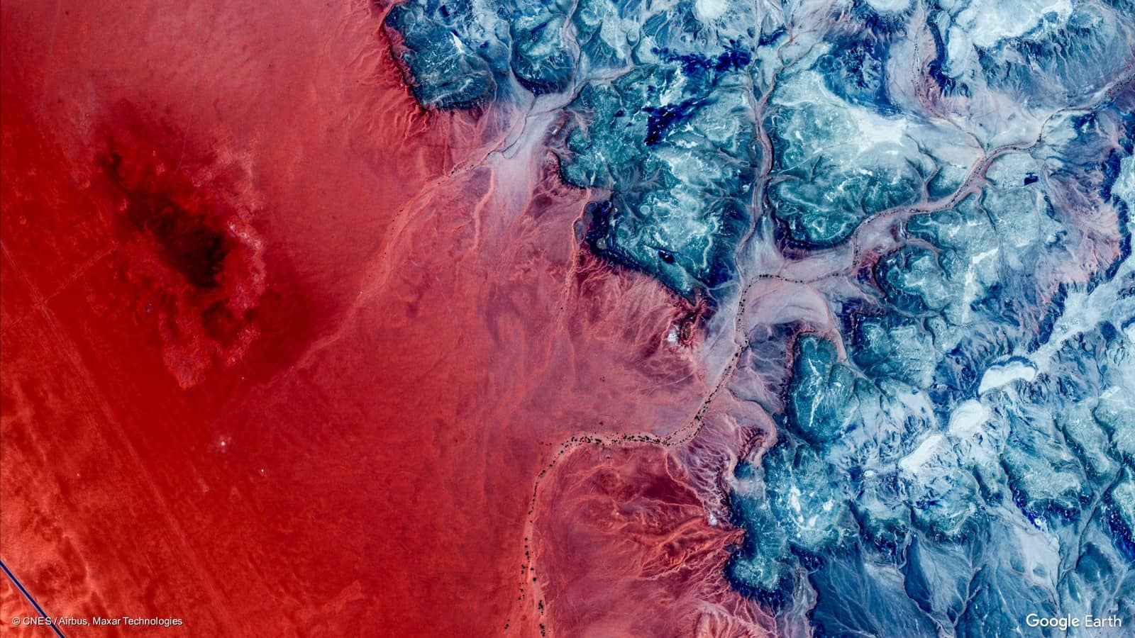 Google Earth View (fotogalerie)