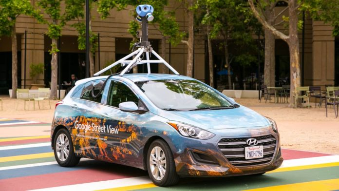 google street view car 1600