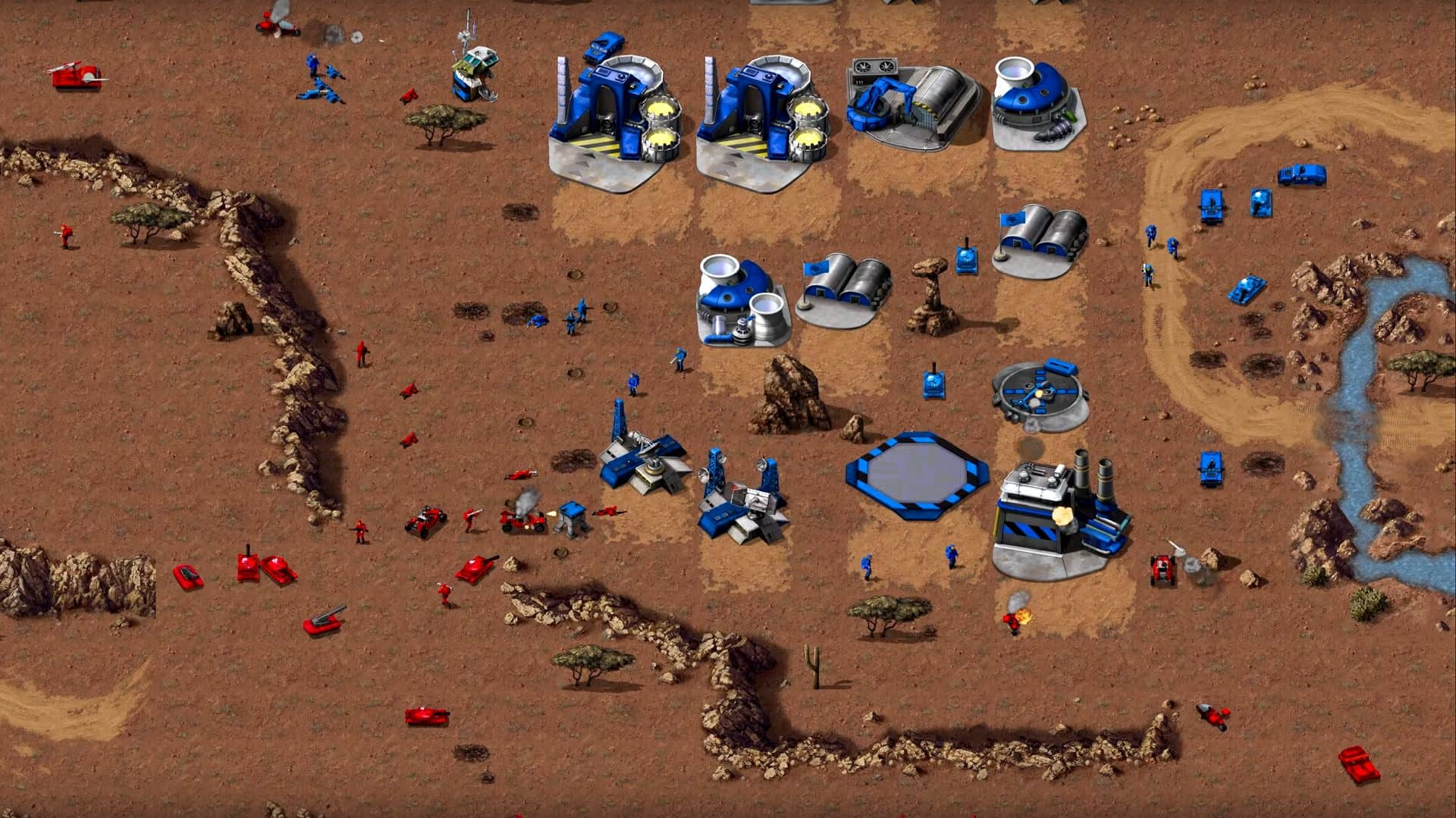 Command Conquer Remastered 4K obr10