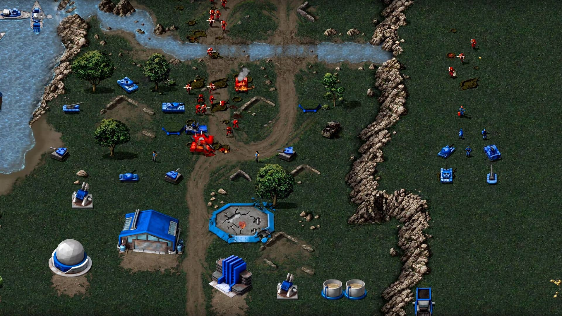 Command Conquer Remastered 4K obr22