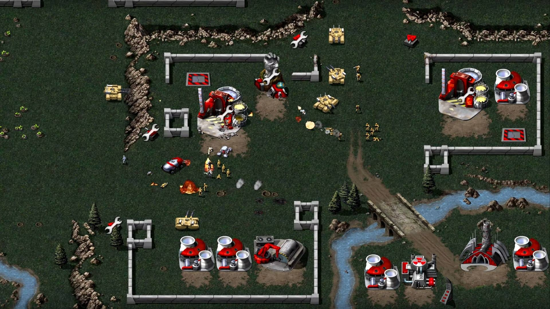 Command Conquer Remastered 4K obr8