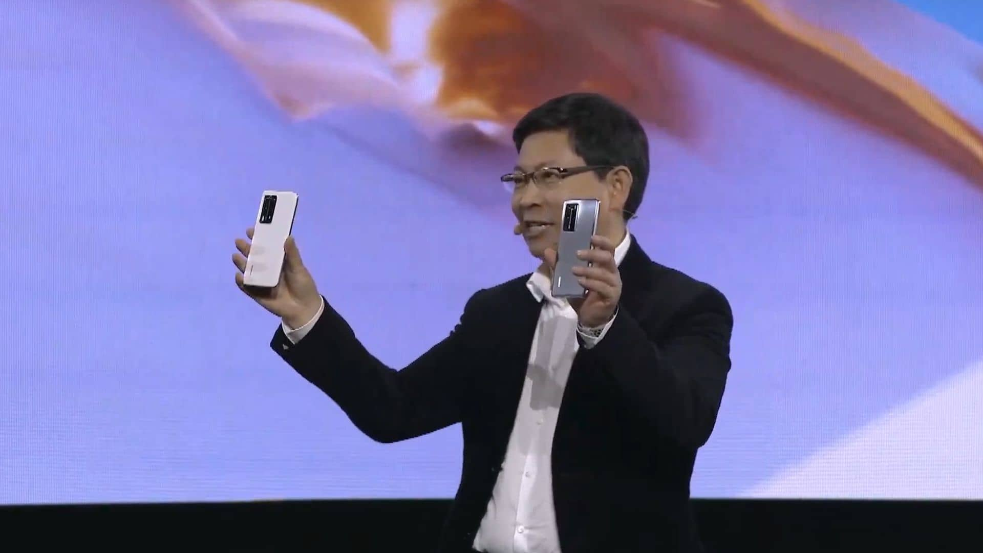 Huawei P40 series launch obr1