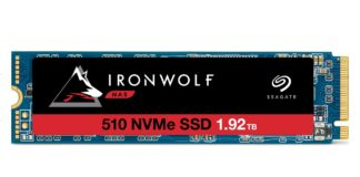 Seagate Ironwolf 510 1600