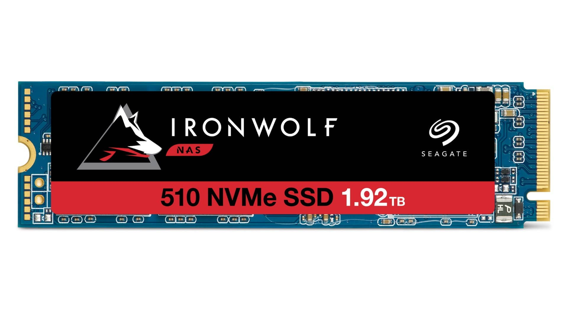 Seagate Ironwolf 510 (Fotogalerie)