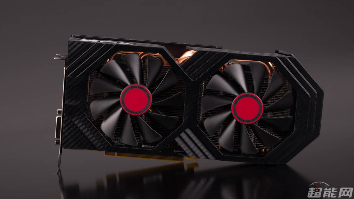 XFX Radeon RX 590 GME Expreview 1