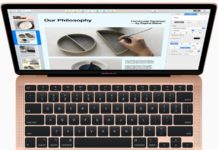 apple macbook air 2020 1600
