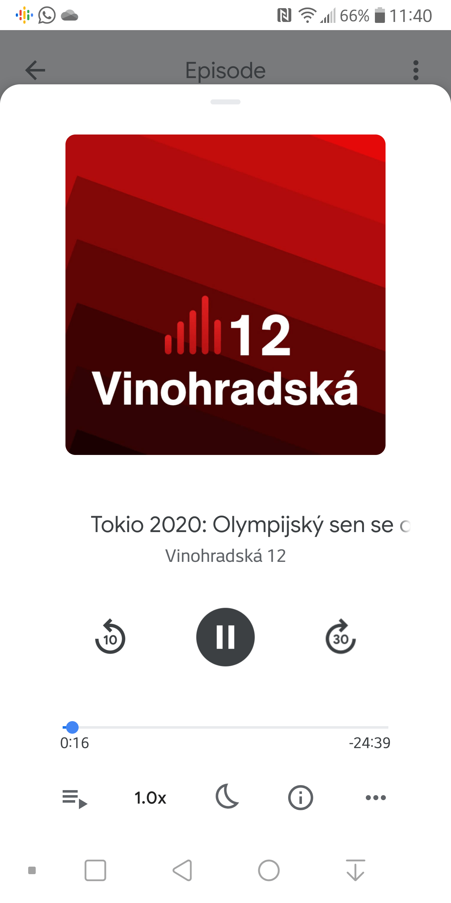 google podcasts redesign 2020 1