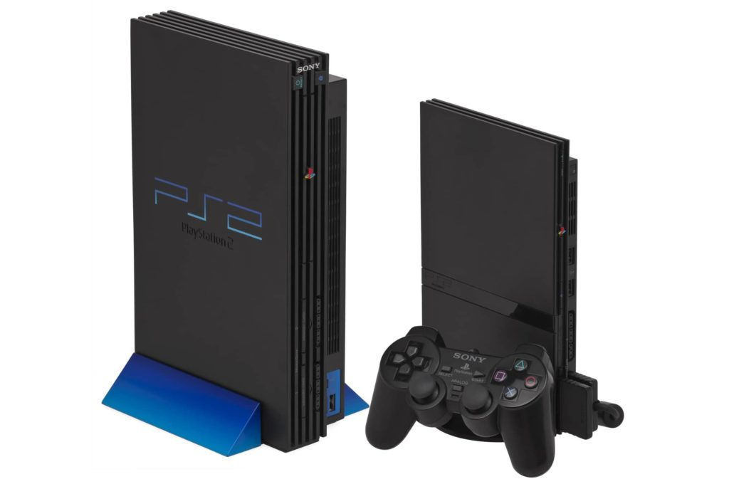 playstation 2 versions