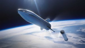 spacex spaceElectric