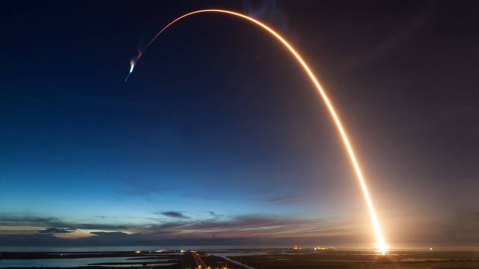 spacex spaceElectric2