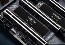 Crucial P5 NVMe SSD M 2 modul sloty PCI Express ilustrace 1600