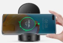 Huawei SuperCharge Wireless Charger Stand