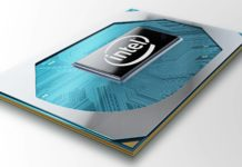 Intel 10th Gen H Series procesor Comet Lake H 1600