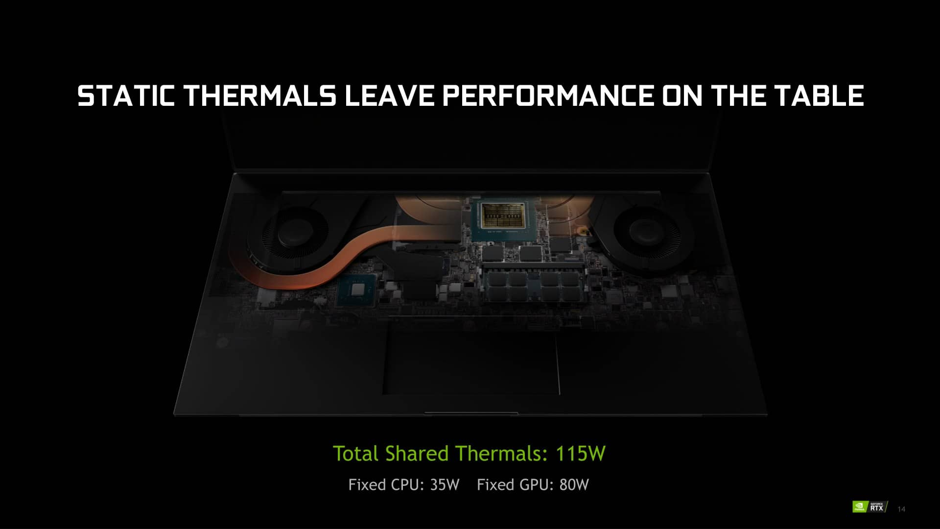 Nvidia Max Q 2020 notebooky s GeForce RTX prezentace 09