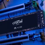 SSD Crucial P5 03