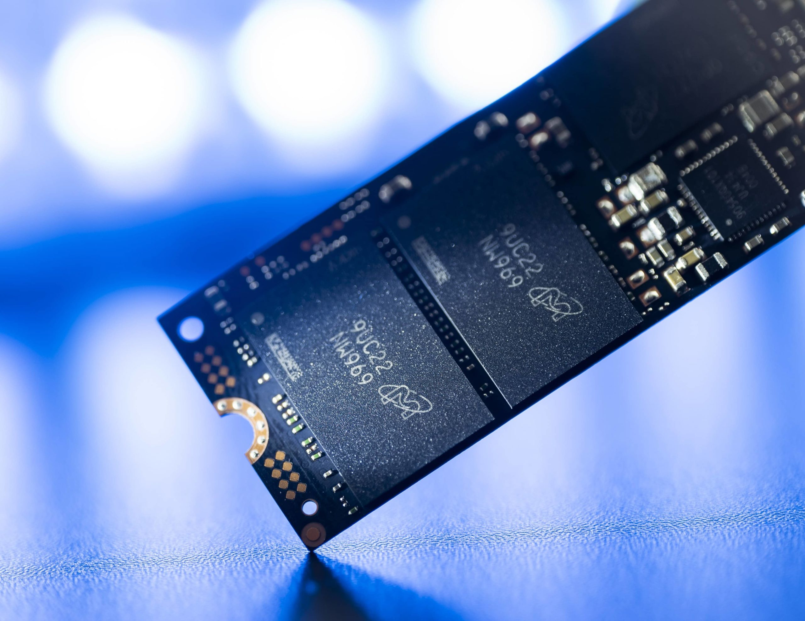 SSD Crucial P5 04