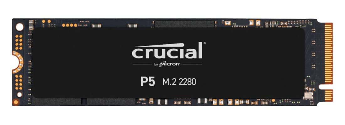 SSD Crucial P5 06