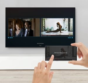 Samsung TV QLED Multiview 2020 QLED Multi View PC