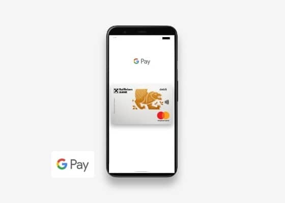 rb google pay