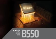 AMD cipset B550 socket AM4 ilustrace 1600