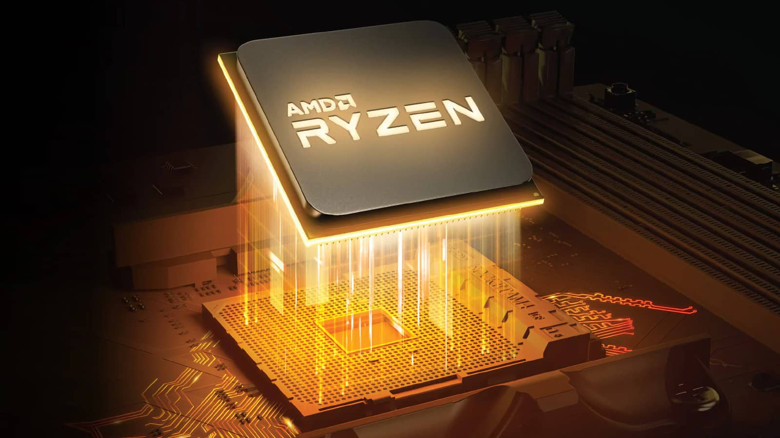 AMD socket AM4 procesory Ryzen 1600