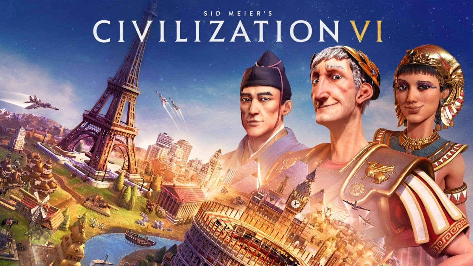 Civilization VI obr1
