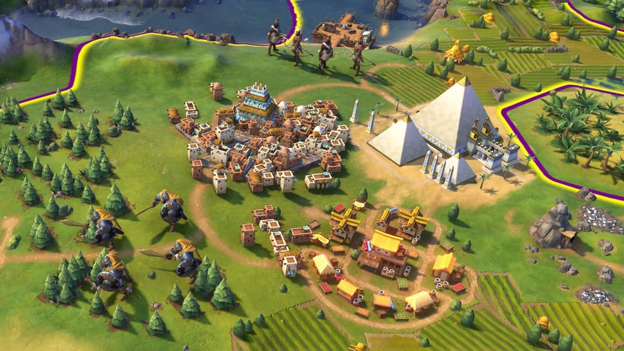 Civilization VI obr3