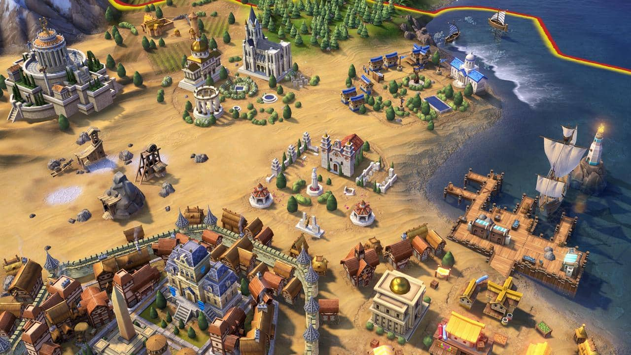 Civilization VI obr4