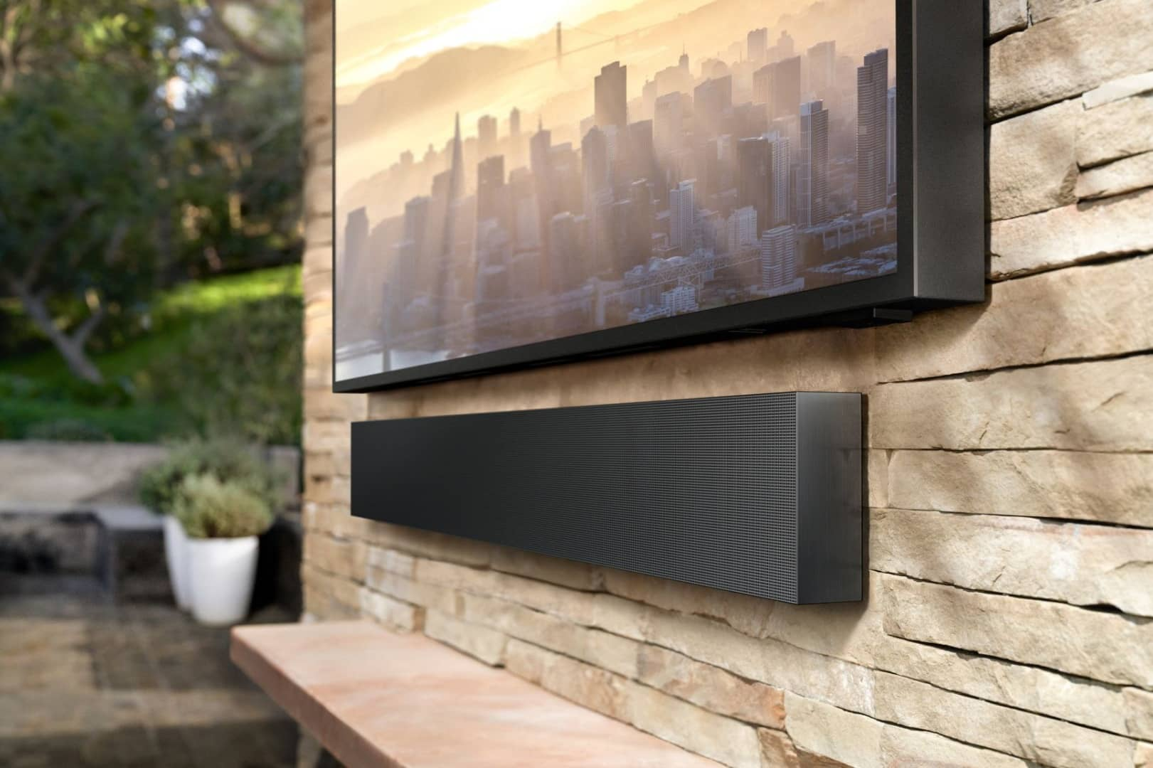 Samsung Terrace TV obr9