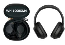 Sony WH 1000XM4 Leaked