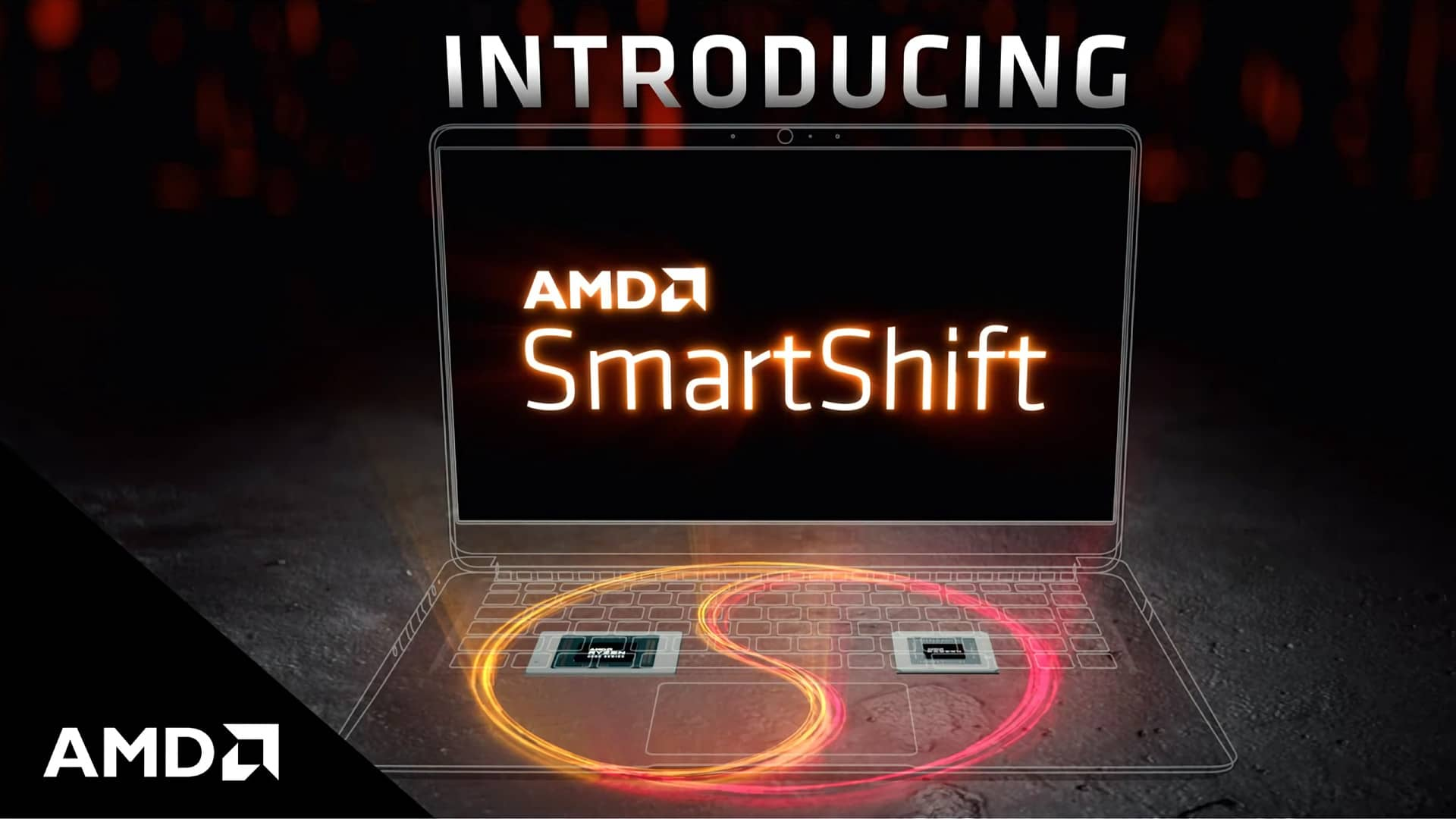 Technologie AMD SmartShift