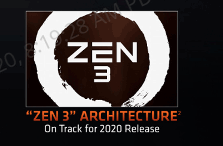 AMD Zen 3 on track Guru3D