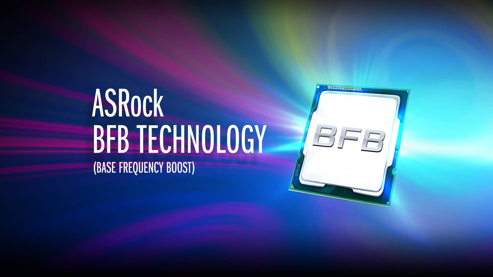 ASRock Base Frequency Boost (BFB), Asus Performance Enhancement (APE) a MSI Power Limit Setting