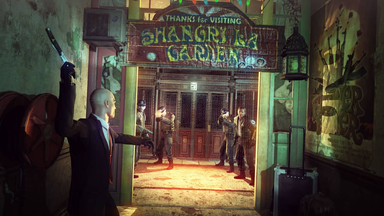 Hitman Absolution obr6
