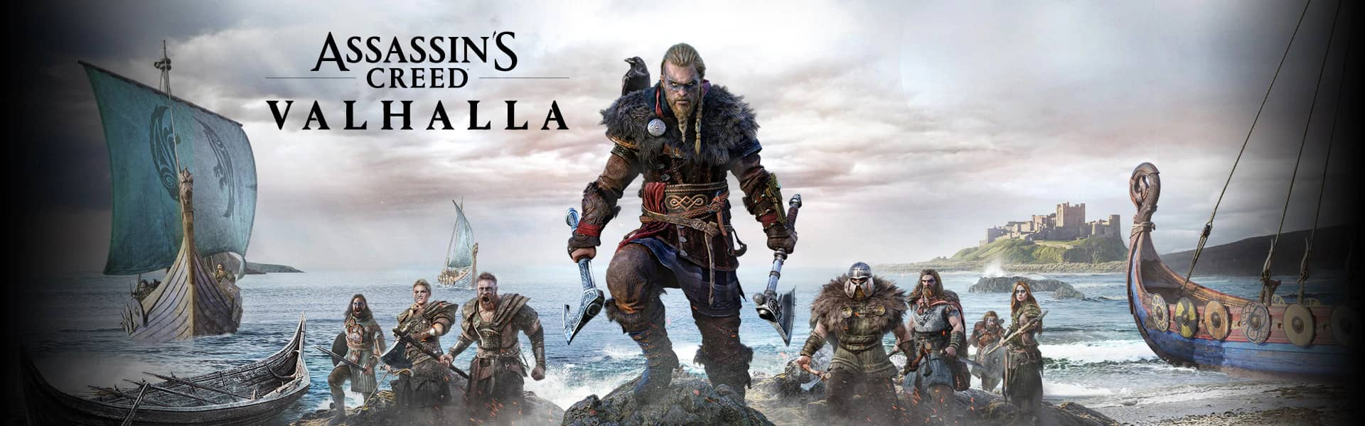 Bundle Assassins Creed Valhalla k procesorům AMD Ryzen
