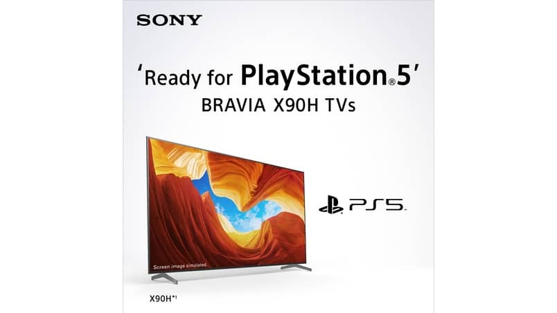 Sony Ready for PlayStation5