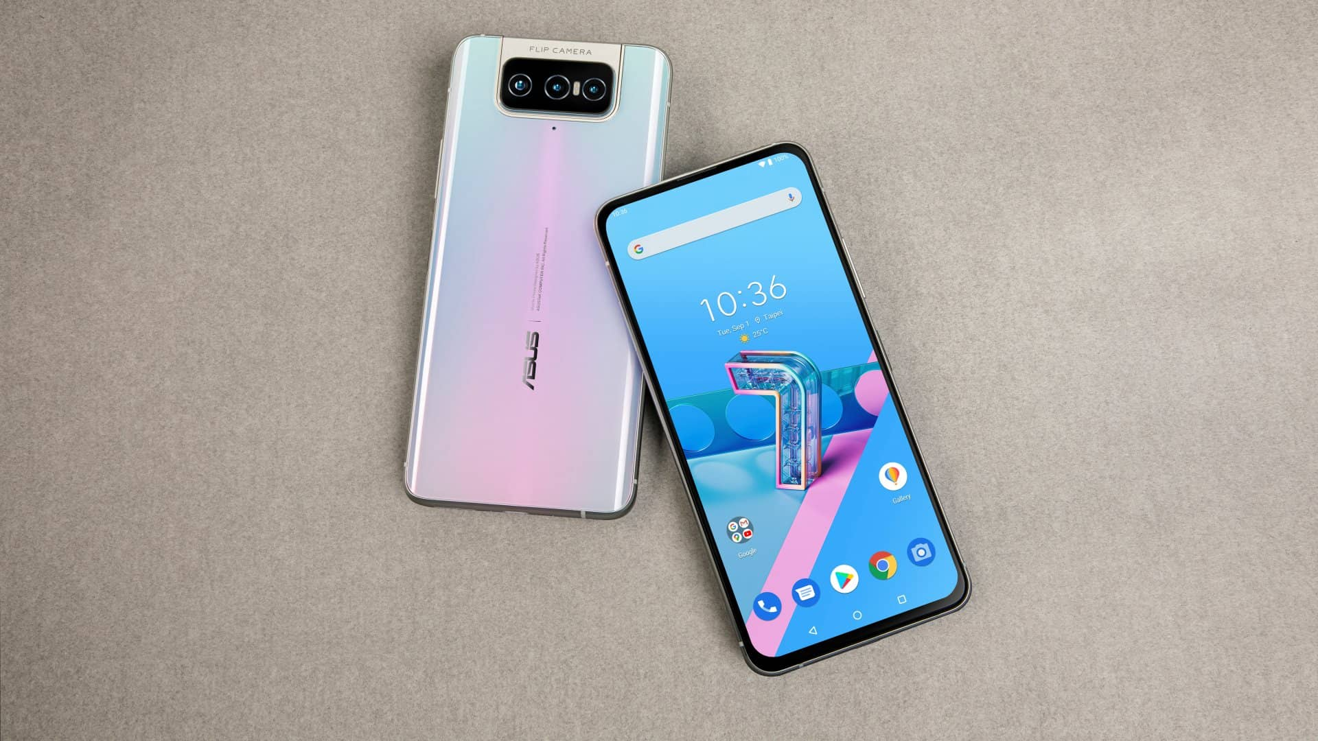 Asus ZenFone 7 Pastel White group 1 small