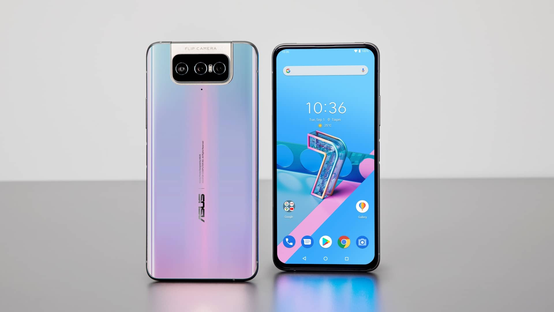 Asus ZenFone 7 Pastel White group 2 small