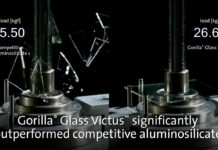 Corning Gorilla Glass Victus 8