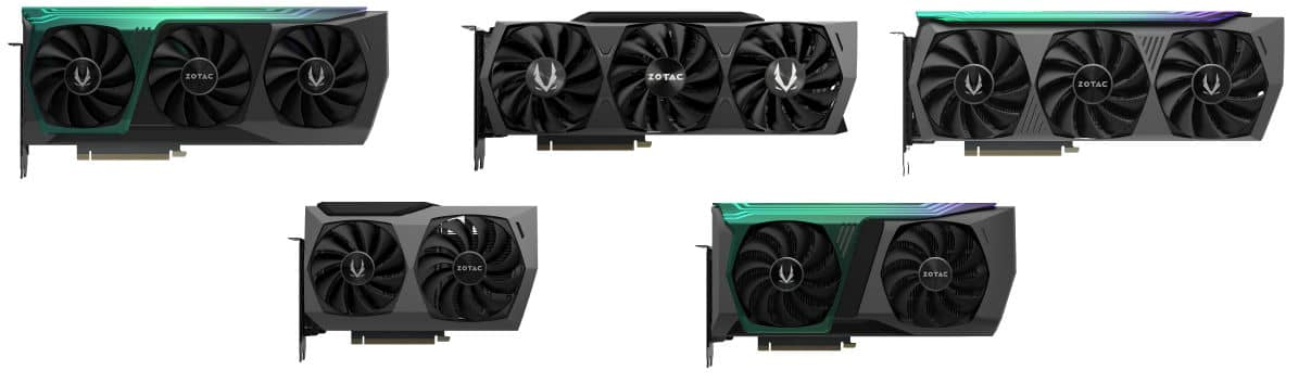 Karty GeForce RTX 3000 od Zotacu 01