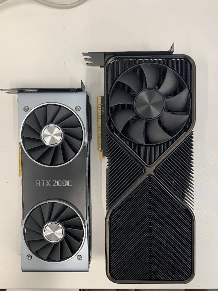 Nvidia GeForce RTX 3090 Founders Edition unik predek original
