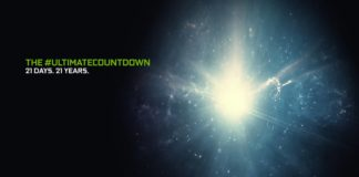 Nvidia GeForce supernova teaser 1600