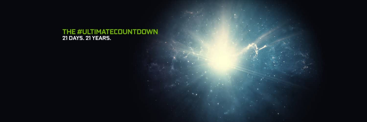 Nvidia GeForce supernova teaser